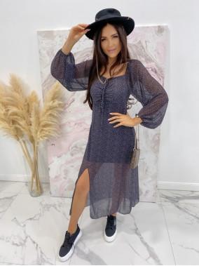 Sukienka hiszpanka w...