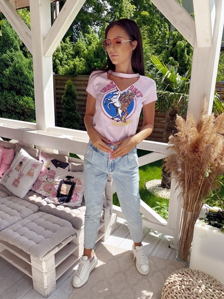 Bluzki z nadrukiem